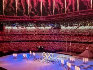 Al via le Olimpiadi di Tokyo, le prime senza pubblico