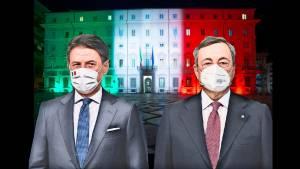 Conte è il Bertinotti di Draghi