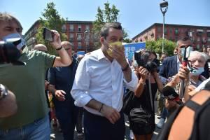 Green pass e vaccini: faccia a faccia Draghi-Salvini