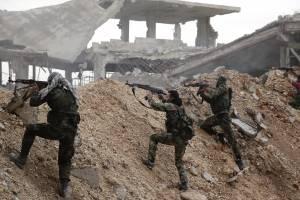 La nuova alleanza ribelle che riaccende la guerra in Siria