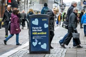 Covid, i nuovi dati dalla Svezia: cosa rivelano