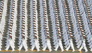 Pechino flette i muscoli: ecco il messaggio agli Usa