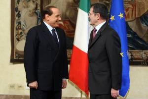 """Prodi """"scagiona"""" il Cav: """"La perizia psichiatrica ennesima follia italiana"""""""