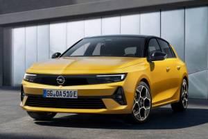 Opel Astra: è un'altra auto. E non solo