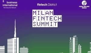 Fintech Summit, riflettori su Milano capitale dell'innovazione