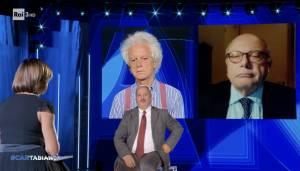 """""""Pozzo di ignoranza..."""". L'ira di Galli in tv: è scontro"""