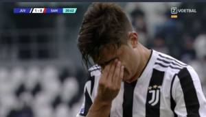 La prodezza, l'infortunio e poi le lacrime: il destino di Dybala
