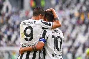 Allegri ha due problemi: Dybala e Morata. Quanto restano fuori