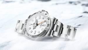 Rolex Explorer II, una questione di dettagli