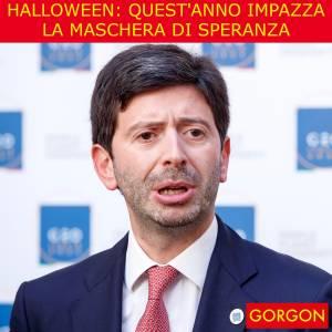 La satira del giorno. Halloween: la maschera che terrorizza