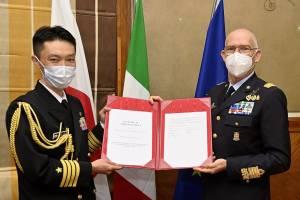 """""""Addestrati dall'Italia"""": ecco il nuovo patto tra Roma e Tokyo"""