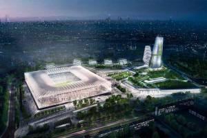 Scaroni stana il Comune «Il nuovo stadio si farà»