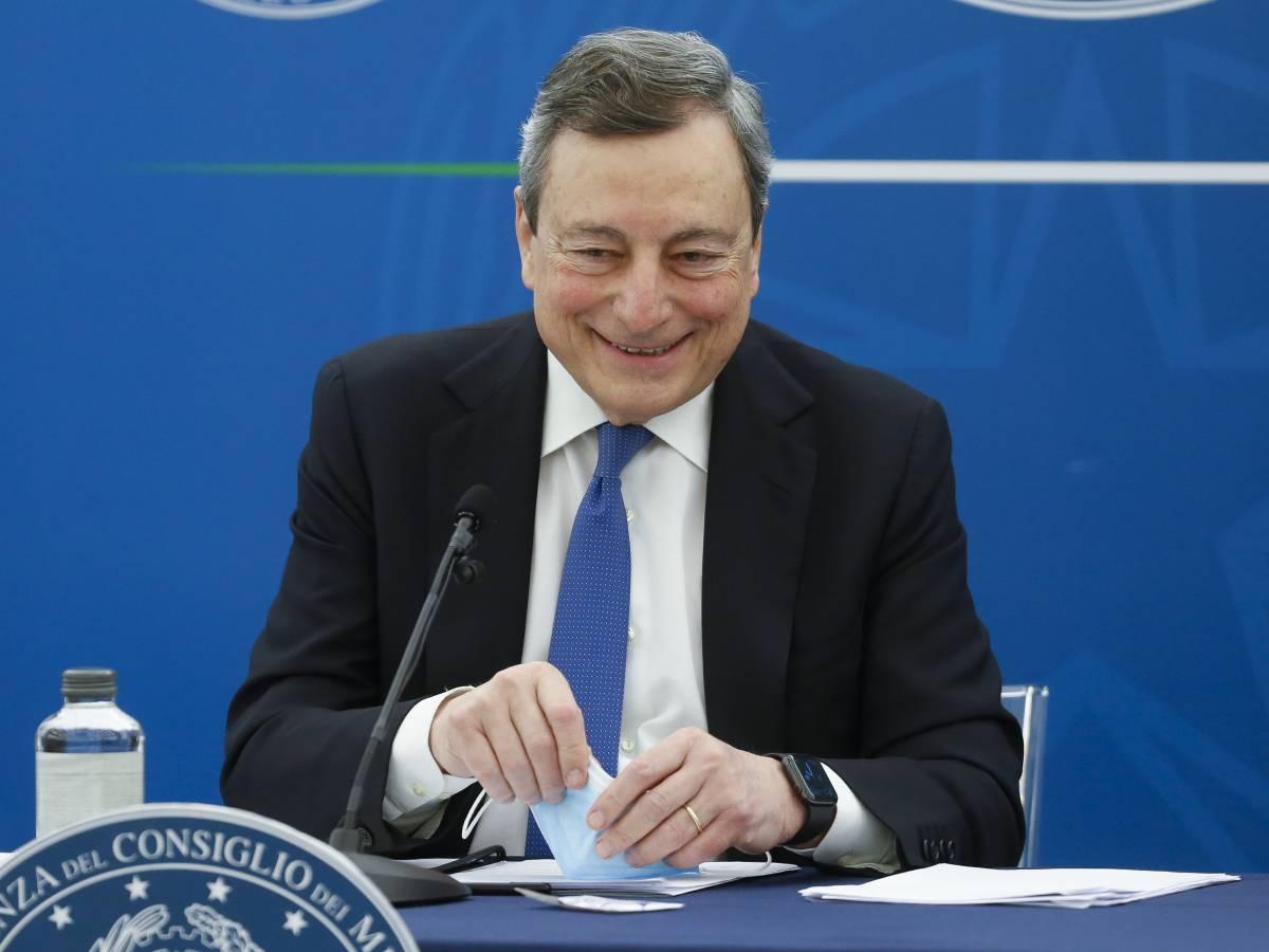 Draghi sblocca i cantieri: 83 miliardi di grandi opere