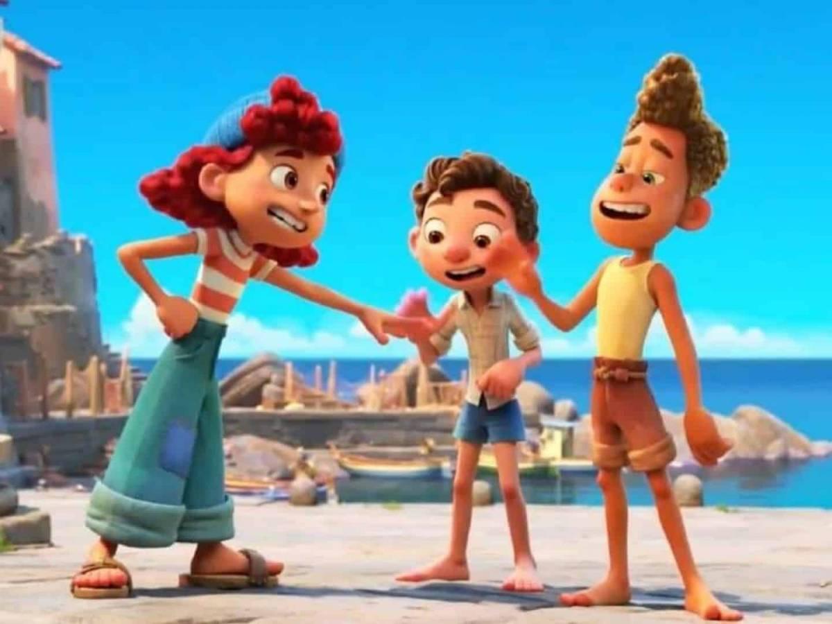 Luca, la Pixar ci porta in Liguria