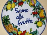 Ritratto di alla frutta...