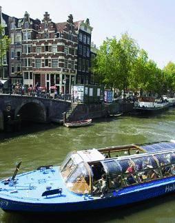 I genovesi scoprono il volo in Olanda
