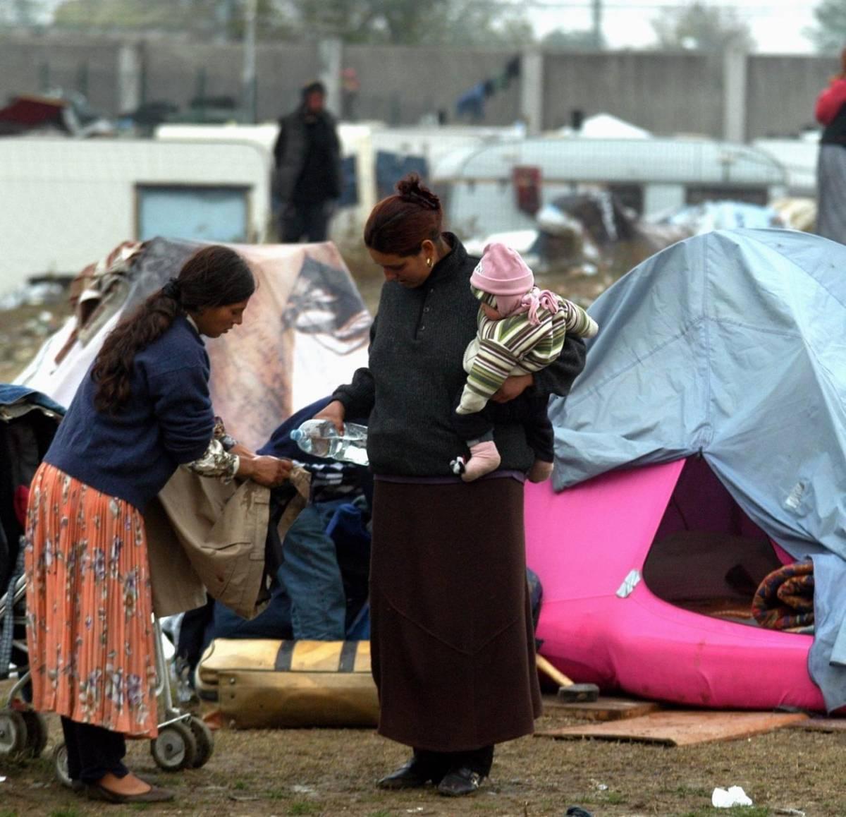 Si cercano in provincia nuovi campi per i rom