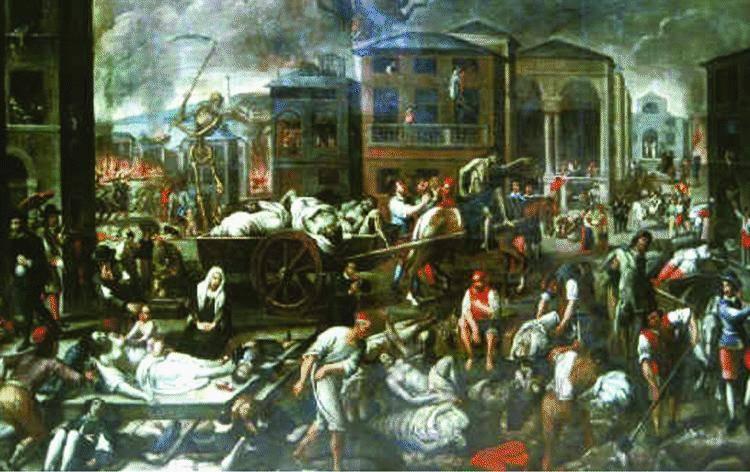 I tormenti di un secolo nella Grande Peste che dimezzò Genova