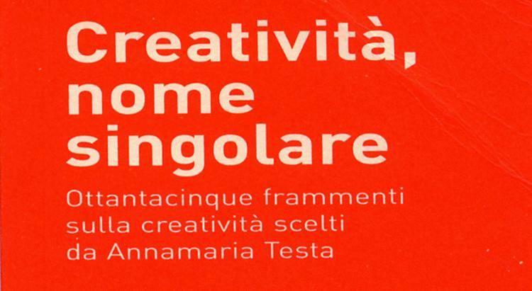 L'arte di creare. In arancione