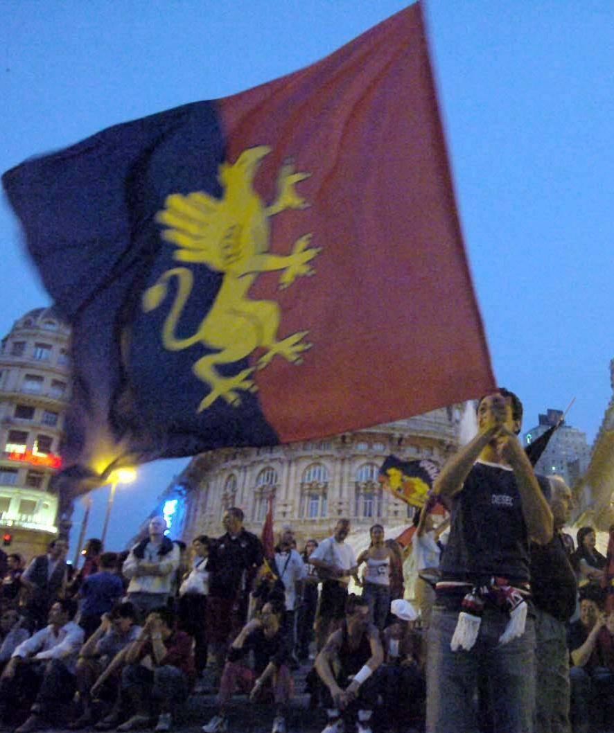 Genoa, solo chi soffre ama