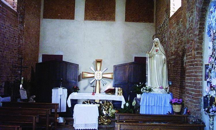 La statua dei miracoli «salvata» dal magazzino