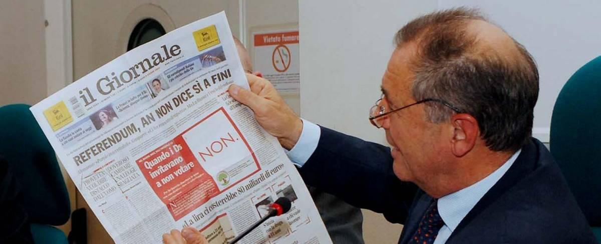 Grillo: «Il referendum? È tutto da rifare»