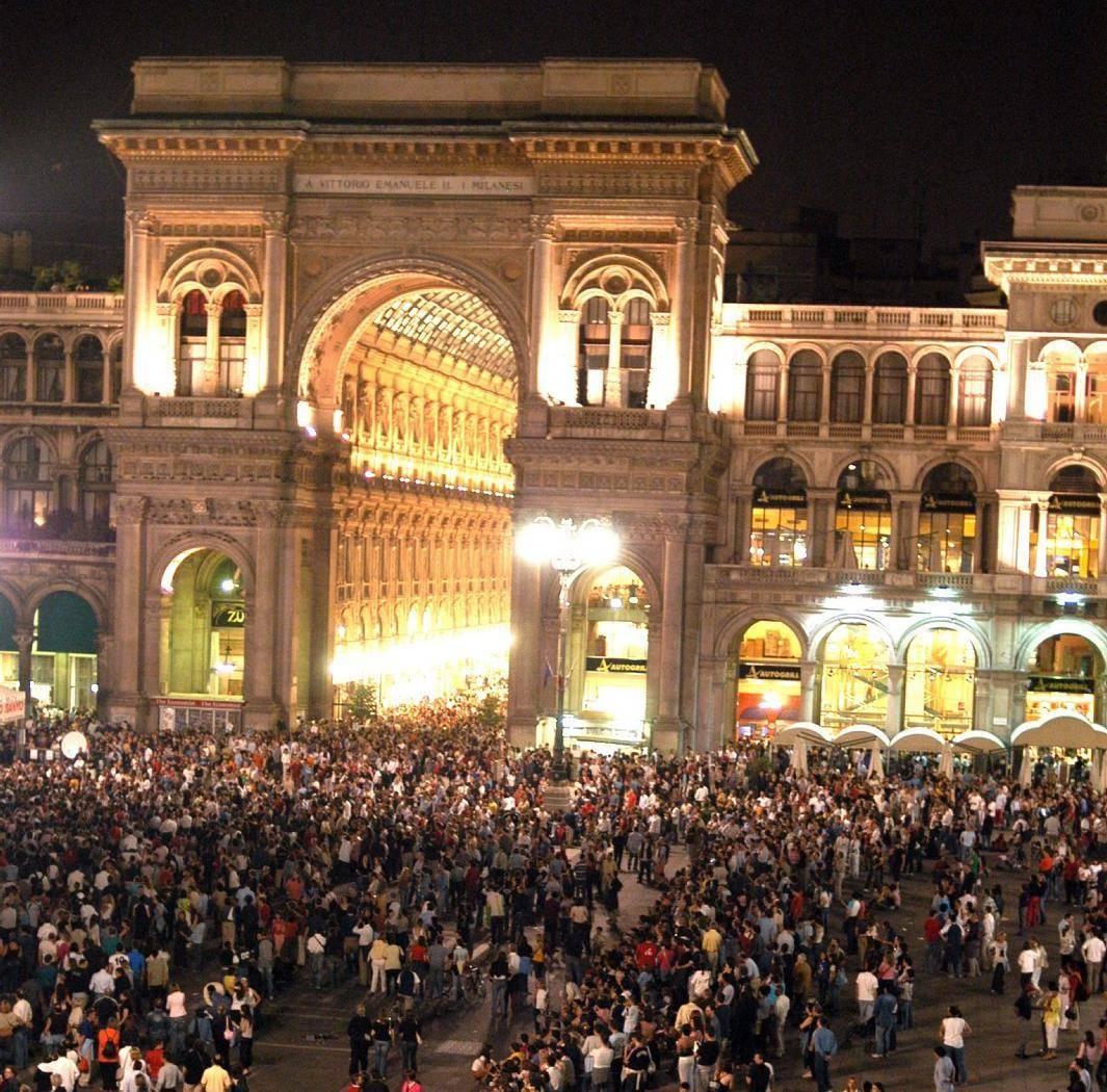 La notte più lunga di Milano