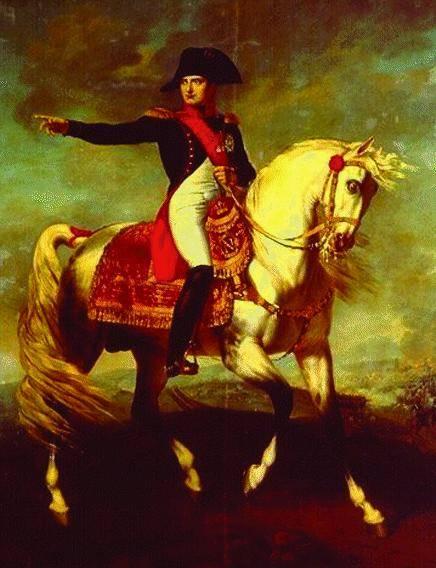 La festa di Napoleone in porto
