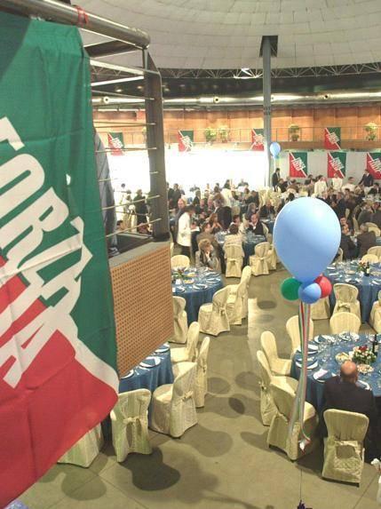 Forza Italia in festa, tre giorni a ritmo di politica