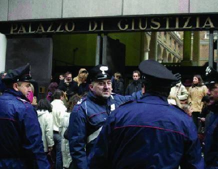 Tribunale nel caos: saltano i processi