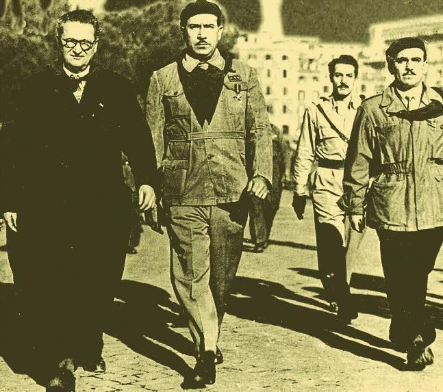 Le «spie» genovesi massacrate per ordine del vice ministro rosso
