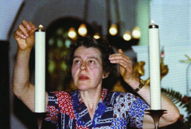 Giliana, la donna che vide la Vergine sul monte Fasce