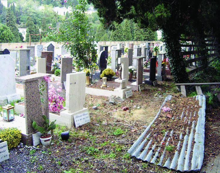 Guerra a Tursi per il silenzio sui cimiteri