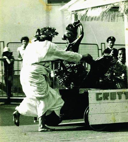 «Imperiapolis», in gara le carrette a 80 all'ora