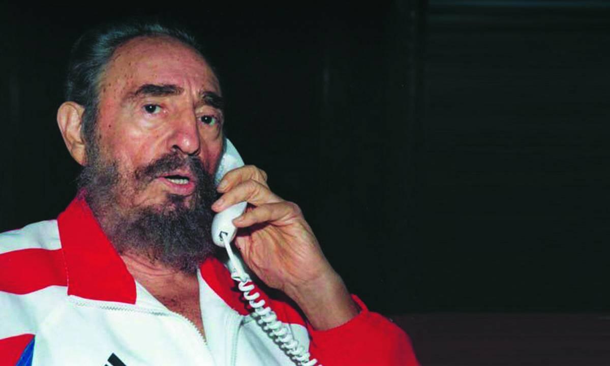 Castro è ritornato per dire:  sto bene ma non so per quanto