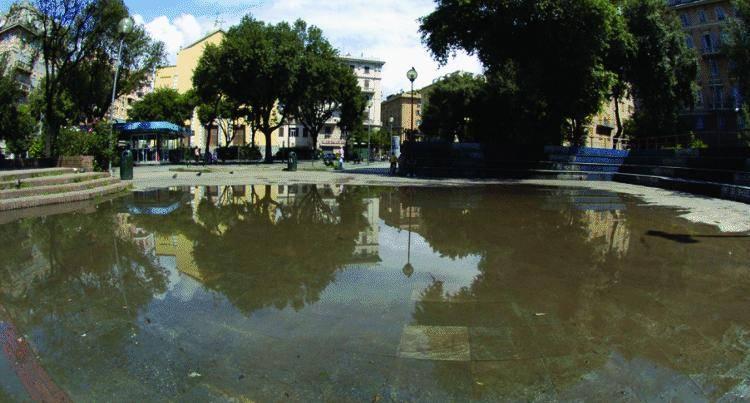Il maltempo flagella Genova