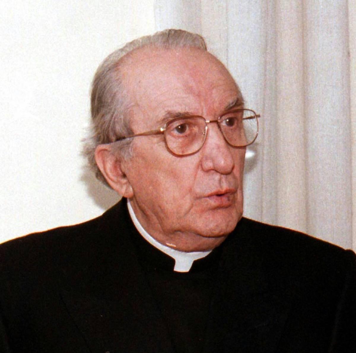 Don Andrea Gallo finisce nei gossip di «Novella 2000»