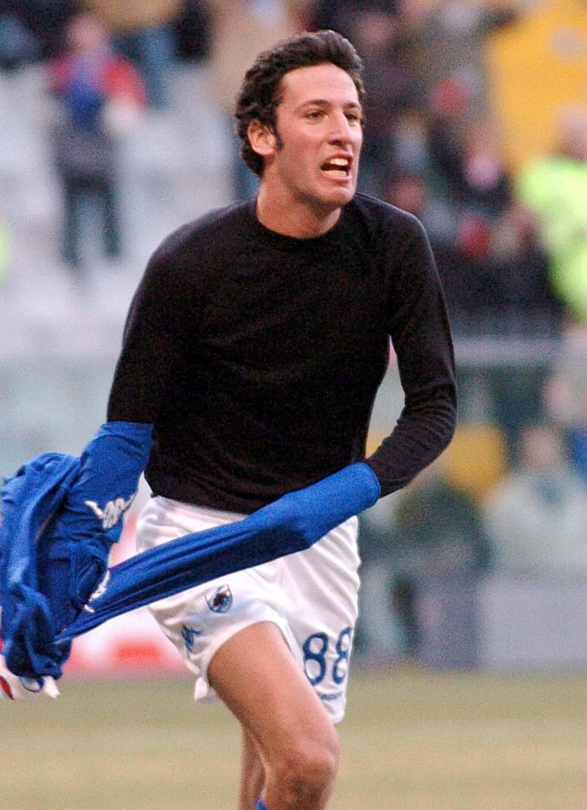 La Sampdoria va a Rimini, Foti alla Juventus