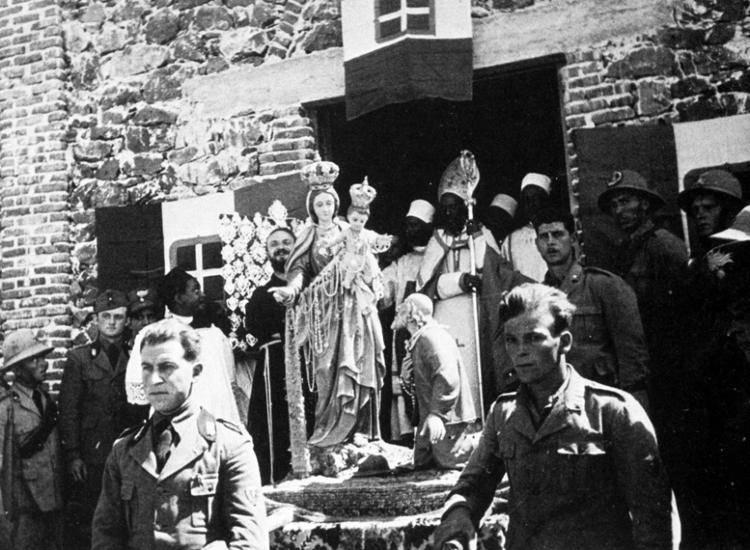 Madonna della Guardia anche in Eritrea