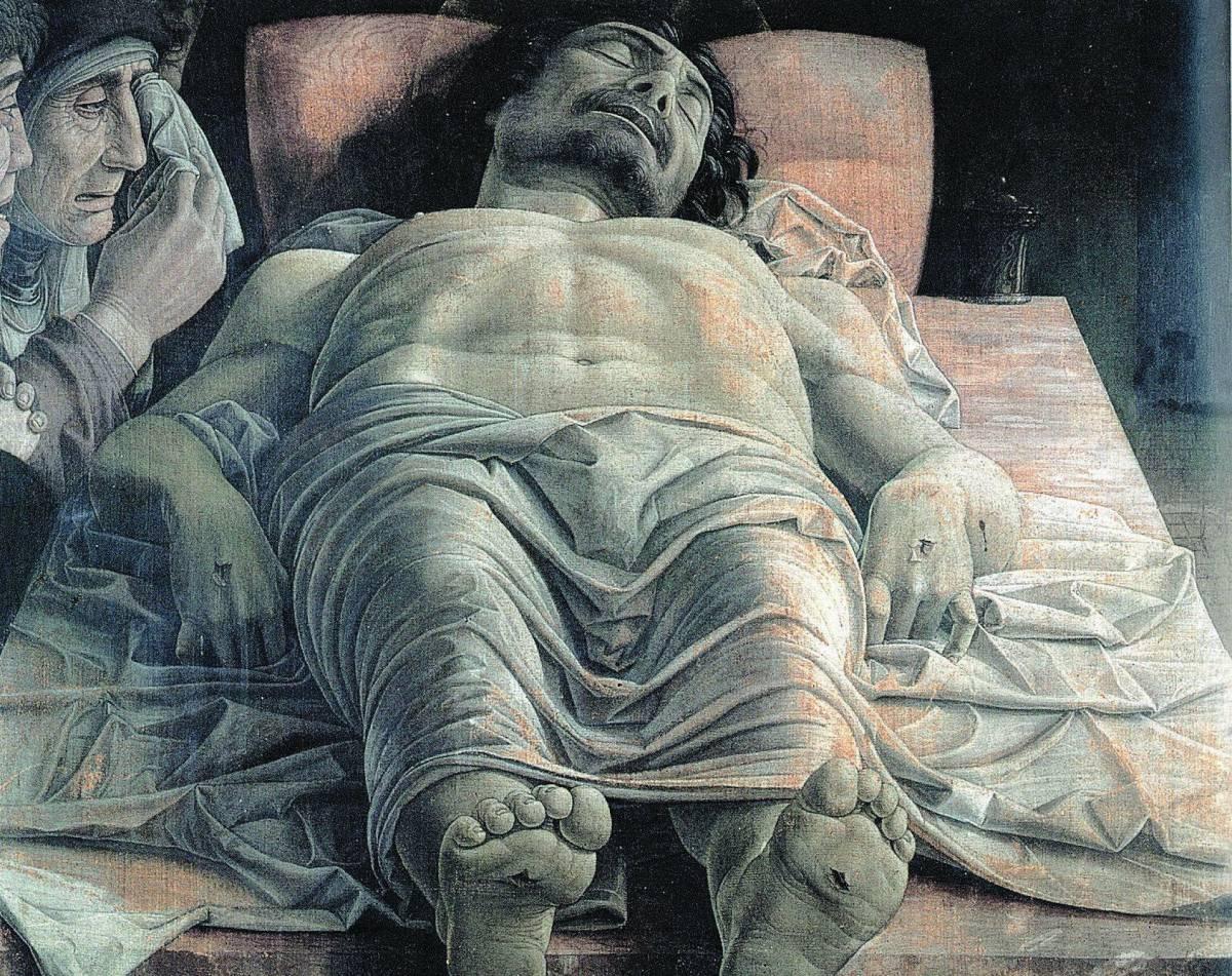 Vince Sgarbi, il «Cristo morto» lascia Brera