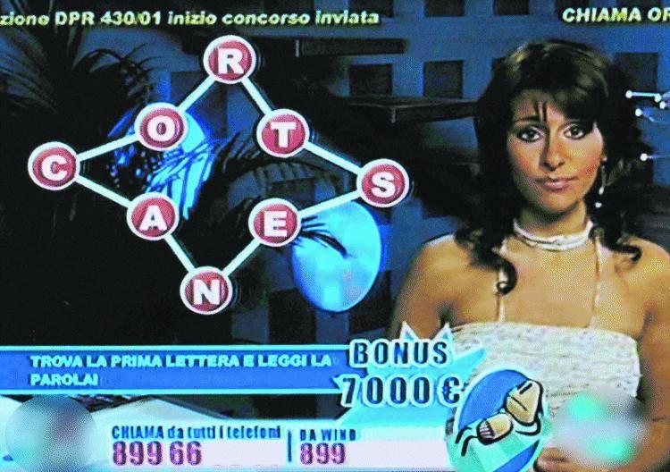 Come pagare 15 euro per non giocare in tv