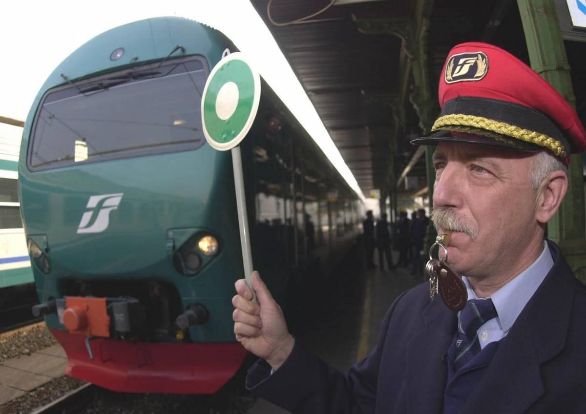 Troppa confusione i treni annunciati insieme