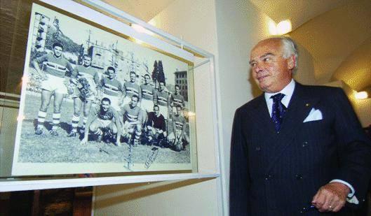 «Il Genoa inglese venne favorito dal fascismo»