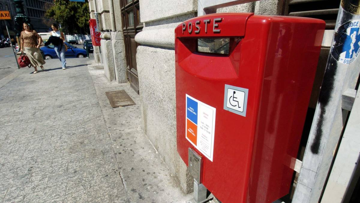 Cassette postali più basse per favorire chi è disabile