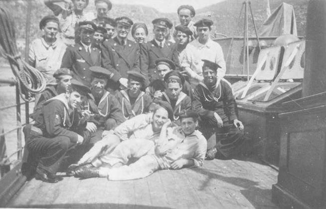 L'eroico sacrificio di una nave da carico e dei suoi 12 marinai