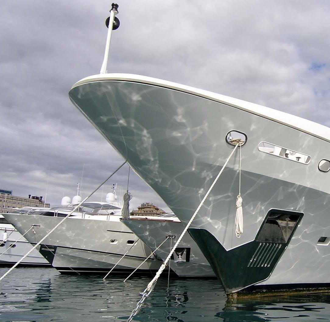 Il Salone Nautico moltiplica gli yacht e si tuffa in mare