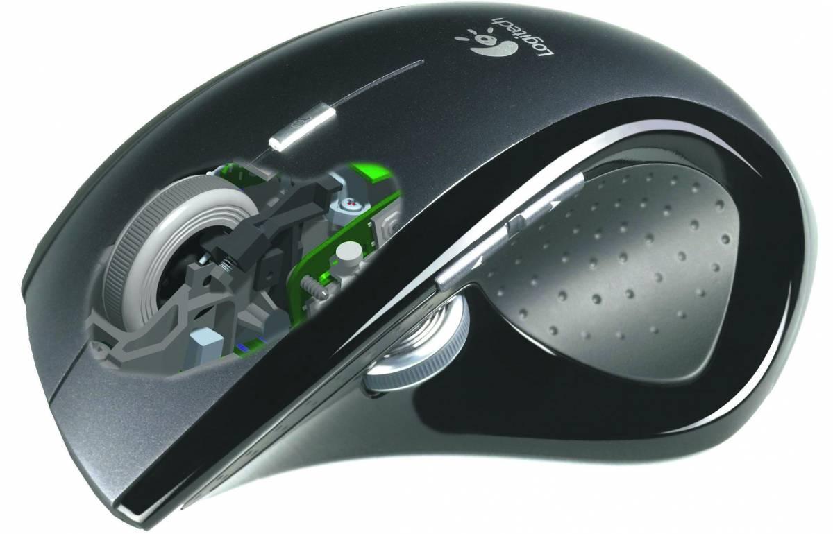 Logitech fa la rivoluzione col mouse