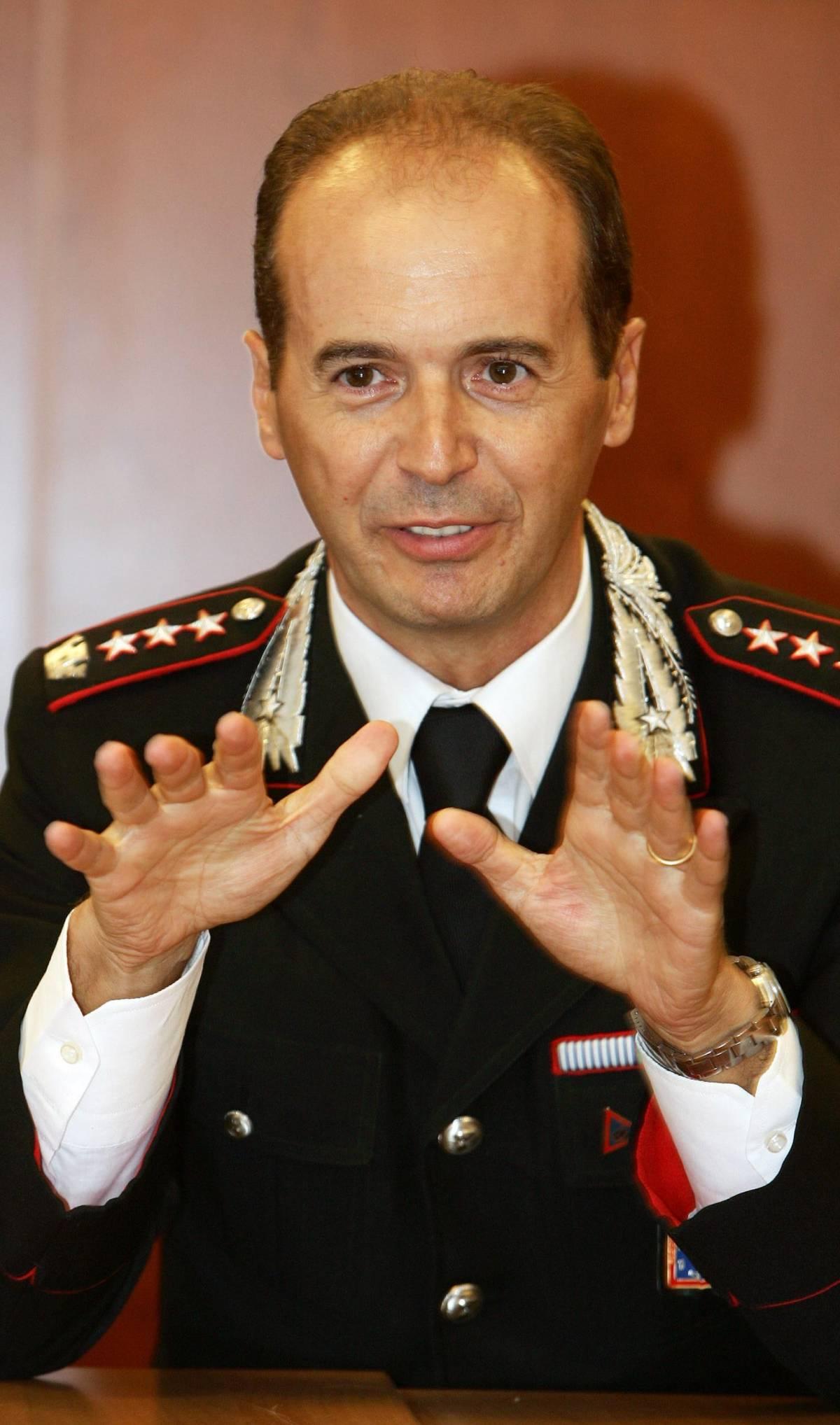 Il nuovo comandante: «I carabinieri devono parlare con la gente»