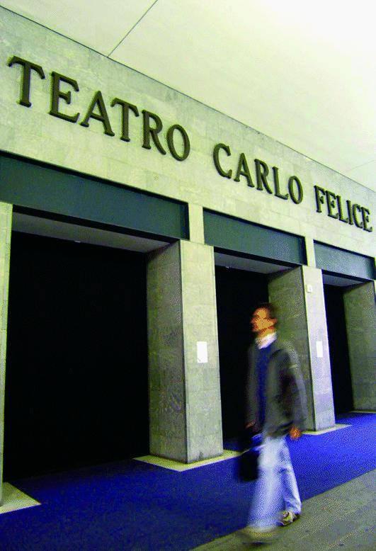 Menini amministratore del Carlo Felice in «quota Burlando»