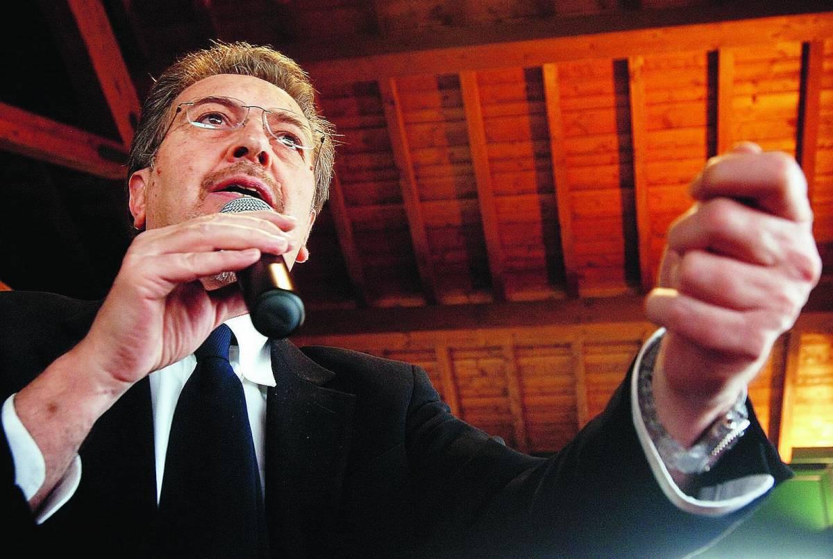 Penati contro l'Ulivo: non sto all'opposizione